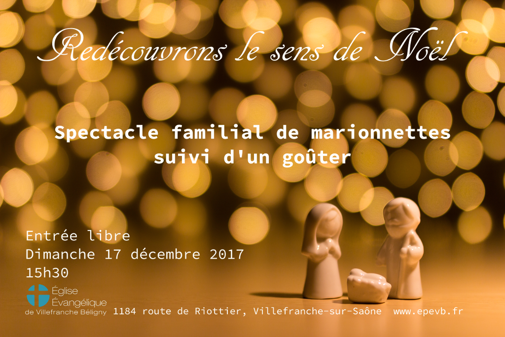 Spectacle Noël 2017