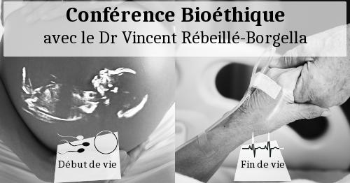 Conférence Bioéthique